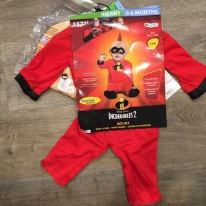 Incredibles 2 JackJack Costume 0-6m Disney/Pixar